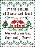 Welcome Sampler pattern