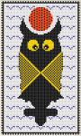 Halloween Mode pattern