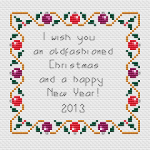 Christmas Border pattern