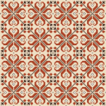 Traditional Bulgarian Motif pattern