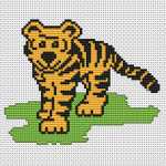 Tiger Cub pattern