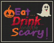 Halloween Party pattern