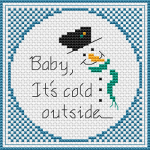 Snowman 2014 pattern