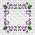 Decorative Cross Stitch