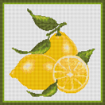 Lemons pattern