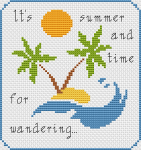 Summer - Time pattern