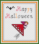 Happy Halloween pattern