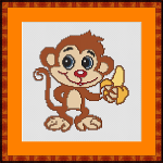 Monkey pattern