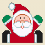 Mad Santa pattern
