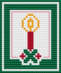 Christmas Card Mini pattern