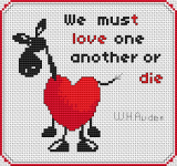 We Must Love pattern