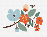 Floral Motif pattern