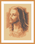 Jesus Christ pattern