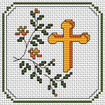 Cross pattern