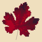 Red Leaf pattern