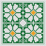 Daisy pattern