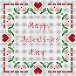 Walentine's Card pattern