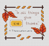 Give Thanks pattern