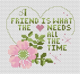 A Friend pattern