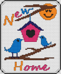 New Home pattern