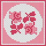 Pink Roses pattern