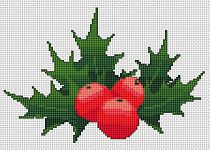 Holly 3   pattern