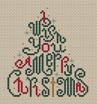 Christmas Wishes pattern