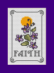 Faith pattern