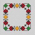 Cute Ladybugs pattern