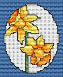 Daffodils pattern