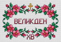 Easter BG pattern