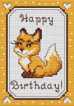 Baby Fox pattern