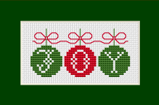 Christmas Joy pattern