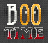 Boo Time pattern