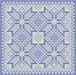 Biscornu pattern