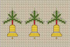 Christmas Bells Border