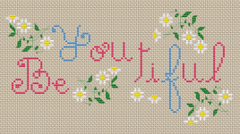 Never be too busy to be beautiful.