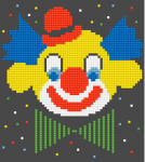 Happy Clown pattern